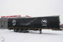 semirremolque Wielton 3 AXLE SEMI TRAILER WIELTON NS-3 WALKING FLOOR LIKE NEW!