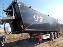 used Fliegl cereal tipper semi-trailer