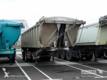 semi remorque Stas Benne aluminium 22m³