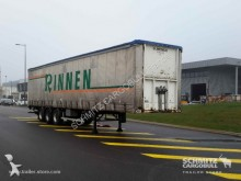 Metaco Rideaux Coulissant Standard Hayon semi-trailer