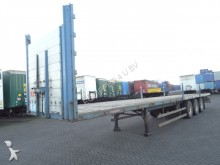 used Viberti flatbed semi-trailer
