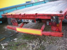 used Titan container semi-trailer