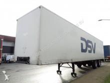 semirremolque Pacton 2-Axle Boxtrailer / BPW / NL Trailer
