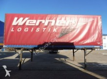 used Kögel chassis semi-trailer