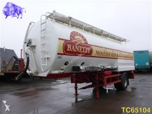 used Ova tanker semi-trailer