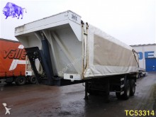 used Samro tipper semi-trailer