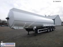 Magyar Fuel tank alu 39.1 m3 / 9 comp. semi-trailer