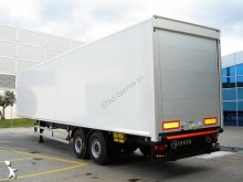 new Merker plywood box semi-trailer