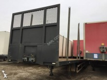 used Asca flatbed semi-trailer