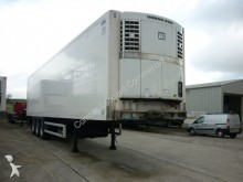 used SOR refrigerated semi-trailer