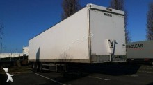 used Coder plywood box semi-trailer