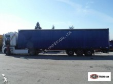 used Leciberica tautliner semi-trailer