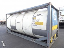used Van Hool tanker semi-trailer