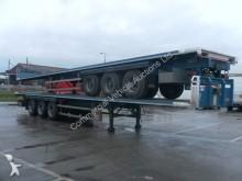 BPW flatbed semi-trailer