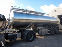 used Magyar food tanker semi-trailer