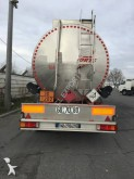 used Maisonneuve oil/fuel tanker semi-trailer