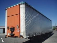 used Lecitrailer tautliner semi-trailer