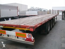 used Zorzi box semi-trailer