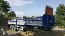 used Paganini tipper semi-trailer