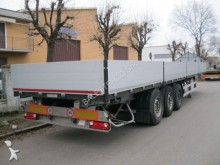 used Pezzaioli box semi-trailer