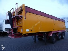 semirremolque Stas 30M3 2 STEER AXLE RVS FLOOR