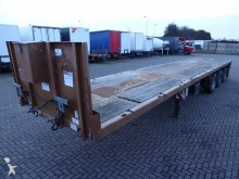 semi remorque Doll 770 CM EXTENDABLE 3 STEER AXLE