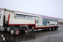semirimorchio trasporto macchinari Schwarzmüller