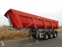 Trailor construction dump semi-trailer