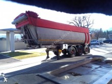 used Menci tipper semi-trailer