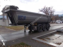 used Cargotrailers half-pipe semi-trailer