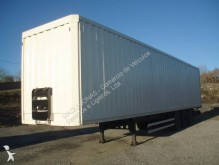 used Clothes transport box semi-trailer