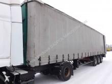 used Boards tautliner semi-trailer