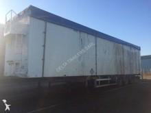 used Benalu moving floor semi-trailer