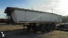 semi remorque Schmitz Cargobull BENNE ALU 3 ESSIEUX