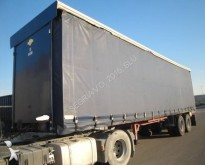used Titan tarp semi-trailer