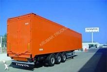 semirremolque Tisvol ruchoma podłoga,waga od 7150 kg