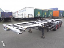 Desot ADR, 20/30FT, SAF+disc, 2 liftaxles semi-trailer
