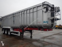 Wilcox tipper semi-trailer