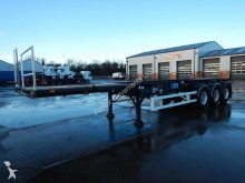 King 34FT FIXED SKELETAL TRAILER - 2000 - C039315 semi-trailer