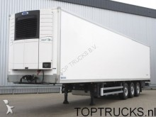 semirimorchio Lecitrailer CARRIER VECTOR 3 AXLE + LIFT AXLE/ 915 ENGINE HO