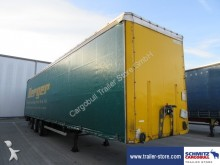 semi remorque Berger Curtainsider Mega