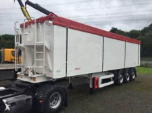 used Benalu cereal tipper semi-trailer