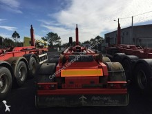 used Montalban container semi-trailer