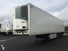 used Krone refrigerated semi-trailer