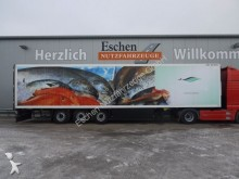 Schmitz Cargobull SKO 24, Carrier Vector 1850 MT, Luft/Lift semi-trailer