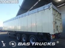 Stas 57m3 / 3 / Lenkachse Schnecke Alukipper 0-39 3 F semi-trailer