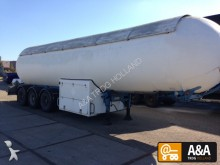 used Robine tanker semi-trailer