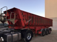 used GT Trailers tipper semi-trailer