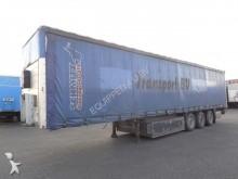 Schmitz Cargobull SAF+disc, 2x liftaxle, palletbox, sliding-roof, semi-trailer