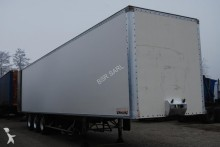 Trailor plywood box semi-trailer
